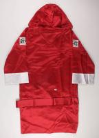 Mike Tyson Signed Cleto Reyes Boxing Robe (PSA COA)