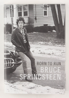 "Bruce Springsteen Signed ""Born to Run"" First Edition Hardcover Book (Beckett LOA) at PristineAuction.com"