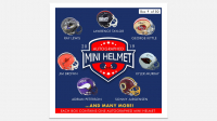2019 Touchdown Mini Helmet Mystery Box (Limited to 50) at PristineAuction.com