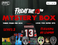 "Press Pass Collectibles ""Friday the 13th"" Mystery Box – Series 2"