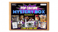 Press Pass Collectibles Pop Culture Mystery Box – Series 1 (Limited to 50)