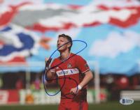 Bastian Schweinsteiger Signed Chicago Fire 8x10 Photo (Beckett COA)