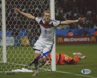 Andre Schurrle Signed Germany 8x10 Photo (Beckett COA)