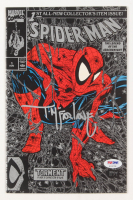 "Todd McFarlane Signed 1990 ""Spider-Man"" #1 Marvel Collector's Item Issue Comic Book (PSA COA) at PristineAuction.com"