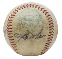 1960s Pittsburgh Pirates OAL Baseball Team-Signed by (10) with Roberto Clemente, Bill Mazeroski, Dock Ellis, Bob Veale (PSA LOA)