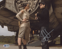 "J.J. Abrams Signed ""Star Wars"" 8x10 Photo (Beckett COA)"