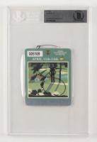 Adam Scott Signed 2013 Masters Tournament Golf Badge (BGS Encapsulated) at PristineAuction.com
