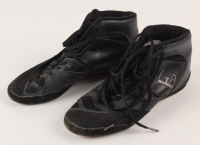 Lot of (4) Boxing Ring Celebrity Items From Olga Korbut Collection (Korbut LOA) at PristineAuction.com
