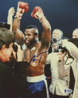 "Mr. T Signed "" Rocky III"" 8x10 Photo (Beckett COA)"