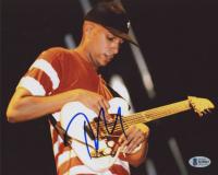 Tom Morello Signed 8x10 Photo (Beckett COA)