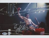 "Jim Peterik Signed ""Rocky III"" 8x10 Photo Inscribed ""You Rock!""  (Beckett COA)"