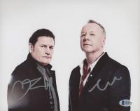 Charlie Burchill & Jim Kerr Signed 8x10 Photo (Beckett COA)
