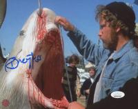 "Richard Dreyfuss Signed ""Jaws"" 8x10 Photo (JSA COA & Dreyfuss Hologram) at PristineAuction.com"