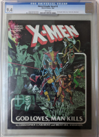 "1982 ""Marvel Graphic Novel"" Issue #5 Marvel Comic Book (CGC 9.4) at PristineAuction.com"