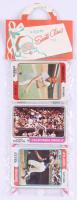1974 Topps Baseball Christmas Rack Pack with (12) Cards