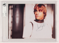 "Mark Hamill Signed ""Star Wars"" 8x10 Photo (BAS Encapsulated) at PristineAuction.com"