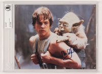 """Mark Hamill Signed """"Star Wars"""" 8x10 Photo (BGS Encapsulated) at PristineAuction.com"""