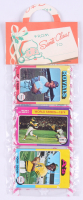 1975 Topps Baseball Christmas Rack Pack with (12) Cards at PristineAuction.com