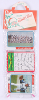 1974 Topps Baseball Christmas Rack Pack with (12) Cards at PristineAuction.com