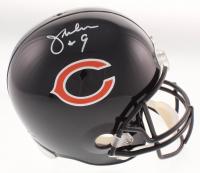 Jim McMahon Signed Chicago Bears Full-Size Helmet (JSA COA)