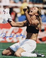 "Brandi Chastain Signed ""Team USA"" 16x20 Photo Inscribed ""USA"" (JSA COA) at PristineAuction.com"