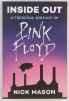 "Nick Mason Signed ""Inside Out: A Personal History of Pink Floyd"" Paperback Book (Beckett COA)"