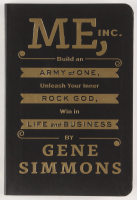 "Gene Simmons Signed ""Me, Inc."" Softcover Book (PSA COA) at PristineAuction.com"