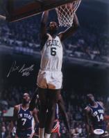 Bill Russell Signed Boston Celtics 11x14 Photo (PSA COA)
