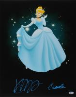 "Jennifer Hale Signed ""Cinderella"" 16x20 Photo Inscribed ""Cinderella"" (Beckett COA) at PristineAuction.com"