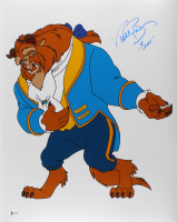 """Robby Benson Signed """"Beauty and the Beast"""" 16x20 Photo Inscribed """"Beast"""" (Beckett COA) at PristineAuction.com"""
