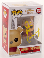 "Jim Cummings Signed Disney Christopher Robin ""Winnie the Pooh"" #438 Funko POP! Vinyl Figure (PA COA) at PristineAuction.com"