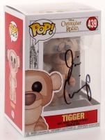 """Jim Cummings Signed Disney """"Tigger"""" #439 Funko POP! Vinyl Figure (PA COA)"""