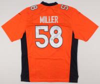 Von Miller Signed Denver Broncos Jersey (JSA COA)