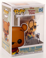 "Jim Cummings Signed Disney ""Winnie the Pooh"" #252 Funko POP! Vinyl Figure (PA COA) at PristineAuction.com"