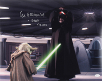 "Ian McDiarmid Signed ""Star Wars"" 16x20 Photo Inscribed ""Darth Sidious"" (JSA COA) at PristineAuction.com"