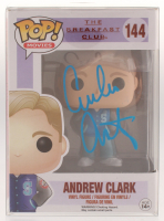 "Emilio Estevez Signed ""Andrew Clark"" #144 The Breakfast Club Funko Pop! Vinyl Figure (Beckett COA) at PristineAuction.com"