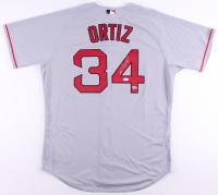 David Ortiz Signed Boston Red Sox Jersey (JSA COA & Fanatics Hologram)