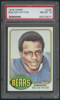 1976 Topps #148 Walter Payton RC (PSA 8) at PristineAuction.com