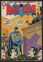 "1964 ""Batman"" Issue #163 DC Comic Book"