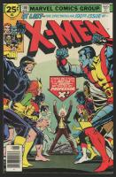 "1976 ""X-Men"" Issue #100 Marvel Comic Book"