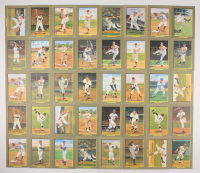 Lot of (41) Signed Perez-Steele Great Moments Hall of Fame Post Cards with Harmon Killebrew, Duke Snider, Jim Palmer, Whitey Ford, Rick Ferrell (JSA COA) at PristineAuction.com