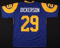 """Eric Dickerson Signed Jersey Inscribed """"HOF 99"""" (Beckett COA) at PristineAuction.com"""