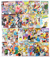"Lot of (30) 1993-96 ""The Uncanny X-Men"" #301-#330 Marvel Comic Books at PristineAuction.com"