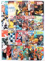 "Lot of (25) 2000-2002 ""The Uncanny X-Men"" #378-#402 1st Series Marvel Comic Books"