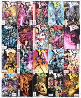 "Lot of (20) 2005-2006 ""The Uncanny X-Men"" #452-#471 1st Series Marvel Comic Books"