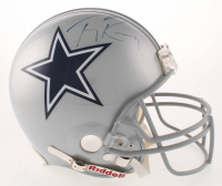 Tony Romo Signed Dallas Cowboys Full-Size Authentic On-Field Helmet (JSA COA)