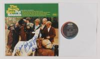 "Mike Love, Al Jardine, & Bruce Johnston Signed ""Pet Sounds"" Vinyl Record Album Inscribed ""Love"" (JSA COA)"