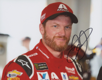 Dale Earnhardt Jr. Signed 8x10 Photo (Beckett COA)