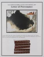 """Salvador Dali LE """"Vol. 2 The Biblia Sacra: Aquae Diluvii Super Terram 1967 Rizzoli Editions Italy"""" 14x19 Lithograph at PristineAuction.com"""