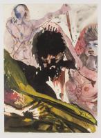 "Salvador Dali LE ""Vol. 2 The Biblia Sacra: Ludith Abscidit Caput Holoferni 1967 Rizzoli Editions Italy"" 14x19 Lithograph"